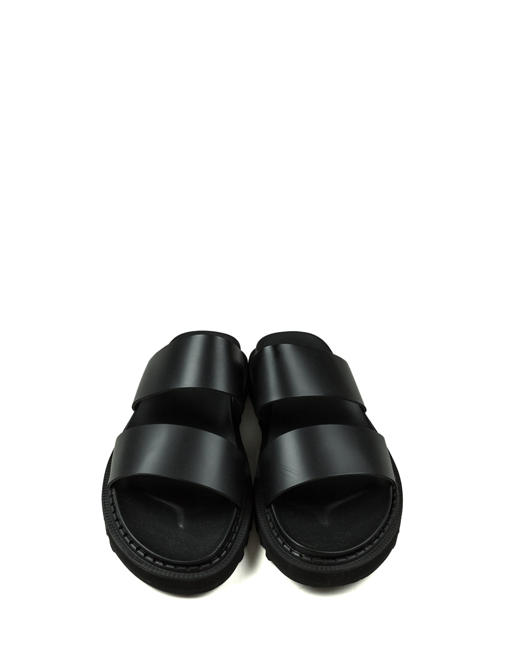 [handmade shoes]  14 슬리퍼 (black)